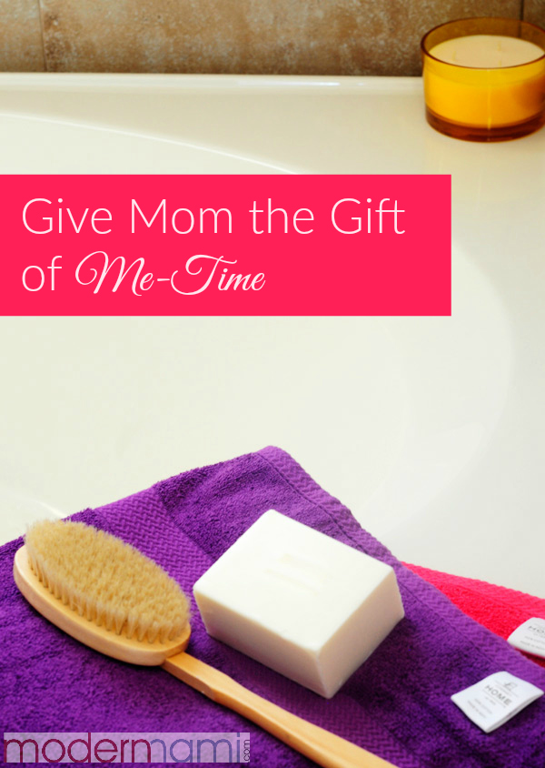 Gift of Me-Time for Mother's Day